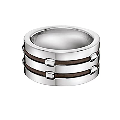Calvin Klein Jeans Jewelry Connection Men's Ring KJ50AR010111