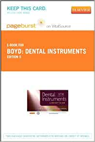 dental instruments a pocket guide 5th edition free download