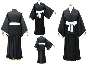 Bleach Cosplay Shinigami Kimono Costume,size XXL