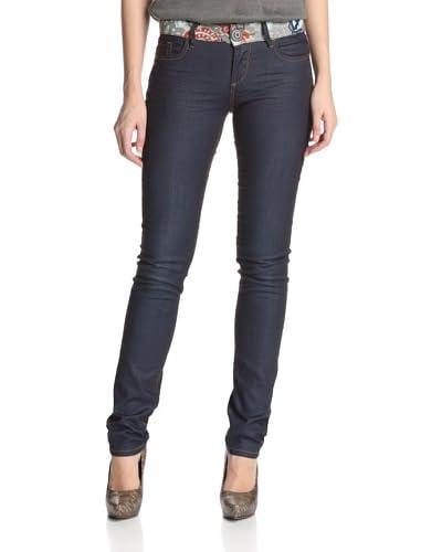 Desigual Women's Embellished Jeans