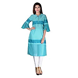Sarvottam beige color cotton kurta with printed ggt slv S-00011