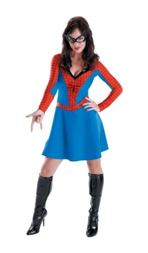 Spider Girl Costume - Adult Costume Standard