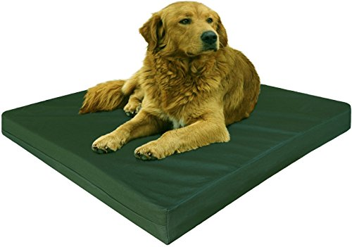 DogBed4less Heavy Duty Orthopedic Memory Foam Pet Bed Review