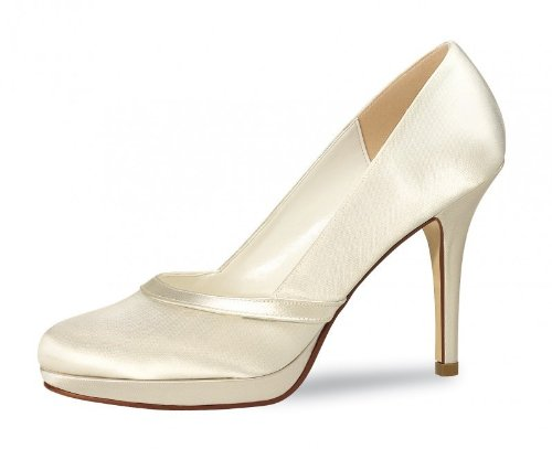 rainbow else merlot braut schuhe high heels 7 schwarz. Black Bedroom Furniture Sets. Home Design Ideas