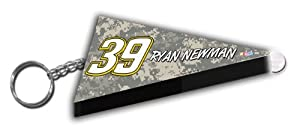 Ryan Newman NASCAR Pennant Led Key Chain by R R Imports