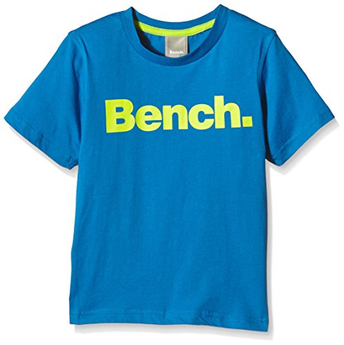 Bench -  T-shirt - Maniche corte  - ragazzo Blu Blue (Mid Blue) Large