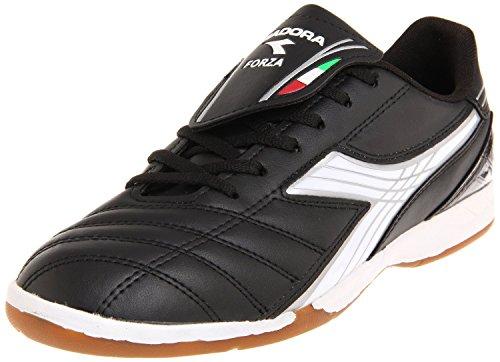 Diadora Men's Capitano ID Soccer Cleats, Black Polyurethane, 10 M