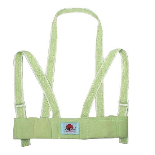 Rosallini Toddler Baby Safety Harness Adjustable Belt Walking Assistant Green