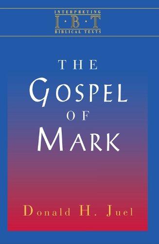 gospel of mark essay