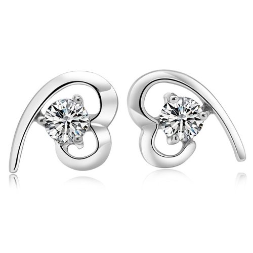 Opk Jewelry Fashion Women's Earrings 925 Silver