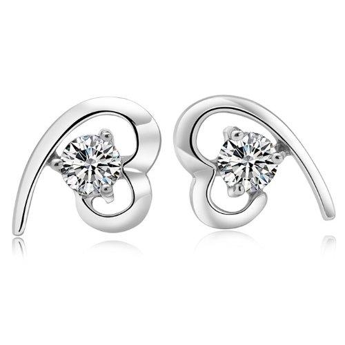 Opk Jewelry Fashion Women's Earrings 925 Silver