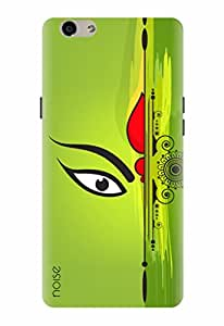 Noise Designer Printed Case / Cover for Oppo F1s / Festivals & Occasions / Beautiful Durga