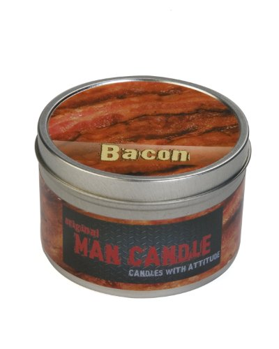 Original MAN CANDLE ~ BACON