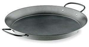 Lacor 60131 - Paellera acero antiadherente .32 cms.   Comentarios de clientes y más información