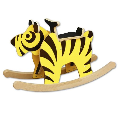 Newmakers Animal Rocker, Tiger - 1
