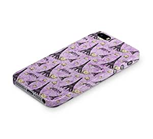 Cover Affair Paris Printed Back Cover Case for Apple iPhone 4