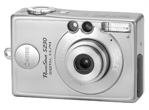 Canon PowerShot S230