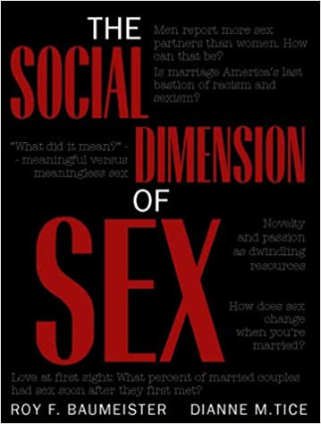 The soul within socialization of sex