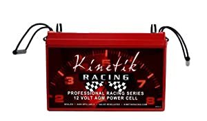 Kinetik KR3112 Racing Battery 2250A GR31