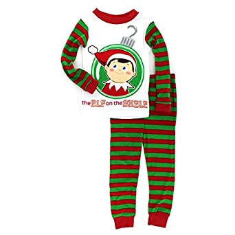 elf on the shelf kids cotton pajamas 8. Black Bedroom Furniture Sets. Home Design Ideas