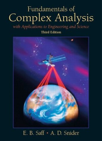 Fundamentals of Complex Analysis  with Applications to...