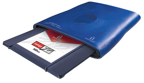 Iomega 31714 100 MB USB-Powered Zip Drive