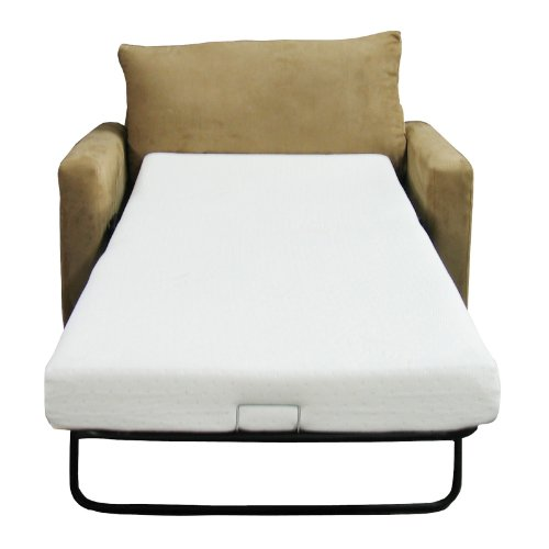 Great Deal! Classic Brands Memory Foam Sofa Mattress, Replacement Sofa Bed Mattress