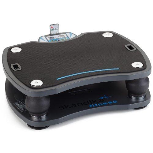 Skandika Home 500 - Plataforma vibratoria para ejercicios