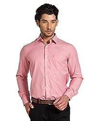Klub Fox Red Color Formal Shirt for men
