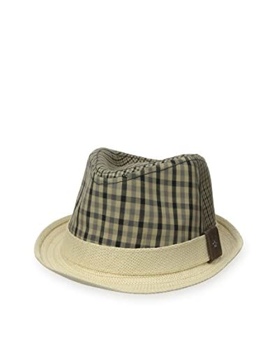 Original Penguin Men's Straw Brim Fedora