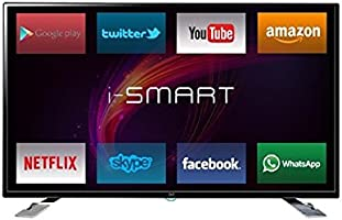 Noble Skiodo 122 cm (48inches) 50SM48P01 Full HD Smart LED TV with wifi and motion sensor and keyboard remote
