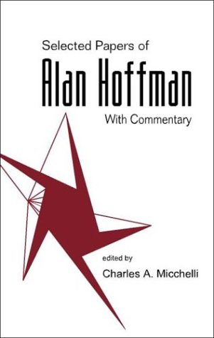 Selected Papers of Alan Hoffman: With Commentary
