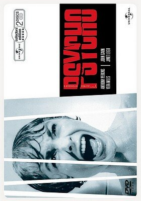 Psycho (2 Disc Collectors Steelbook Edition) [1960] (Region 2) (Import)