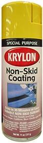 Krylon 3400 Clear Non-Skid Coating - 11 oz. Aerosol