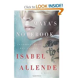 Maya's Notebook - Isabel Allende