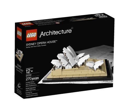 LEGO Sydney Opera House Amazon.com