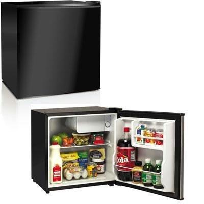 Selected 1.7cf Refrigerator Black By Midea