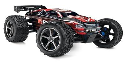 Traxxas (HRP) Traxxas E-Revo 1/10 4WD Monster Truck W/ TQi 2.4GHz Radio & TSM Toy