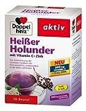 Doppelherz Heißer Holunder mit Vitamin C