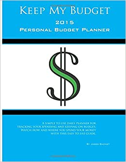 Keep My Budget 2015 Personal Budget Planner