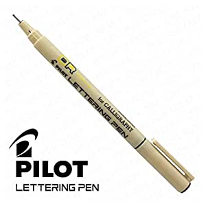 Pilot dr lettering pen for calligraphy single pen 1 Calligraphy pen amazon