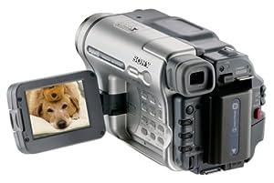 Sony DCR-TRV260 20x Optical Zoom 990x Digital Zoom Digital8 Camcorder