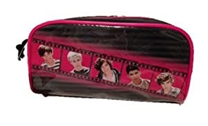 One Direction Cosmetic Pencil Supplies Case Purse from One Direcetion