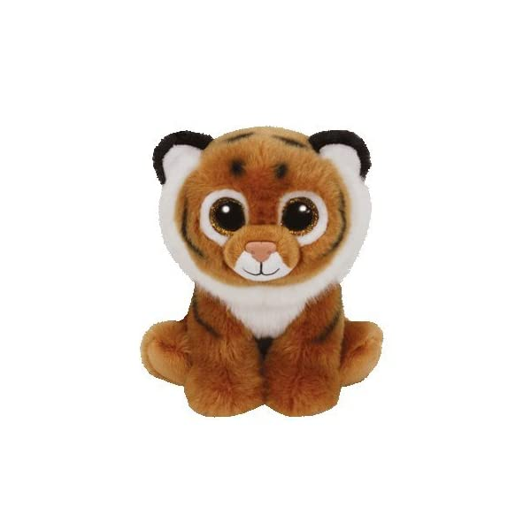 d1f7c22acd0 Ty Beanie Babies Tigers Tiggs and Tundra and Louie the Lion Gift set ...