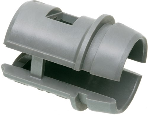 Arlington Nm75-25 Gray Non-Metallic Cable Connectors For Non-Metallic Sheathed Cable 25-Pack, Trade Size-3/4, Knock-Out Size 3/4