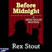 Before Midnight | Rex Stout