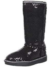 Skechers Kids 88931N Glamslam Bonfire Glam Pull-On Boot