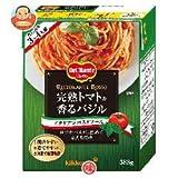 デルモンテ RISTRANTE ROSSO 完熟トマト&香るバジル 388g紙パック×12個入