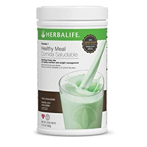 Herbalife Mint Chocolate Shakes (Limited Edition) from Herbalife International