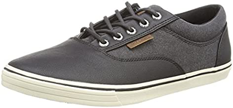 Jack & Jones Vision, Sneakers Basses homme, Noir (Black), 42 EU